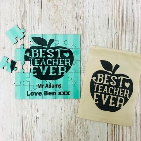 Teacher - Thank you gifts