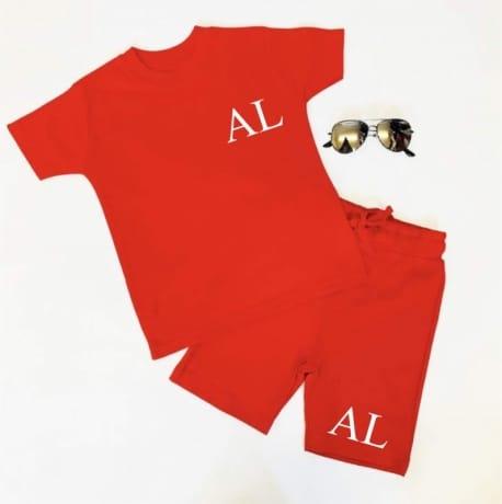 Shorts & T-shirt sets