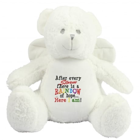 Rainbow of Hope teddy