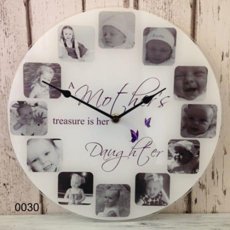 Clock : Treasure