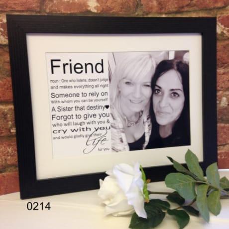 0214- Friend noun