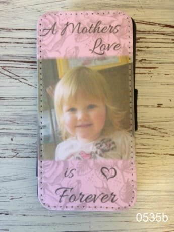 Phone case : 0535b-A Mother's love
