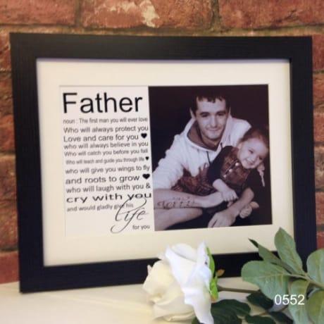 0552 -  Father noun