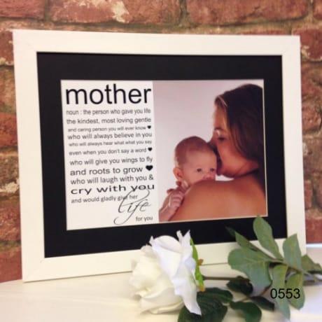 0553 - Mother noun