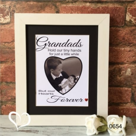 0654- Grandads hold