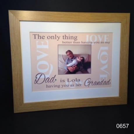 0657 Dad: The only thing better