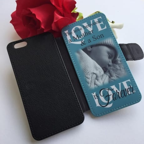 Phone case : The love between