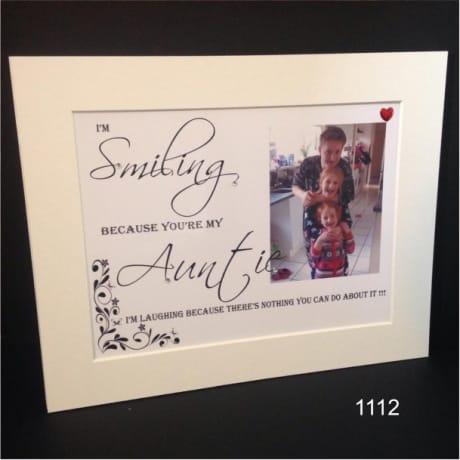 1112- Smiling ...Auntie