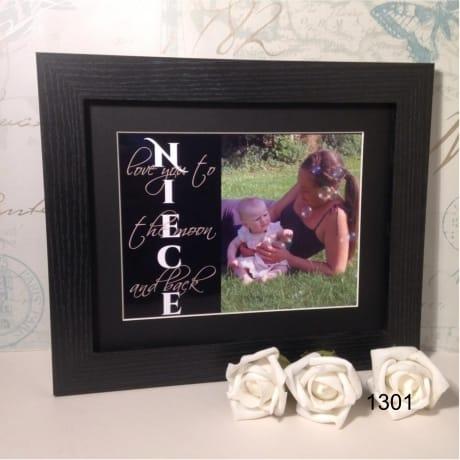 1301- Niece love you