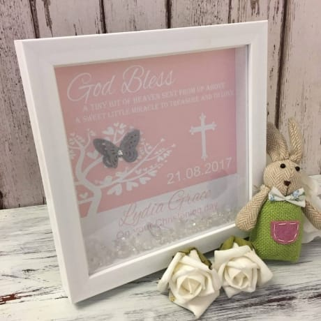 Handcrafted : 002 Christening (Girl)