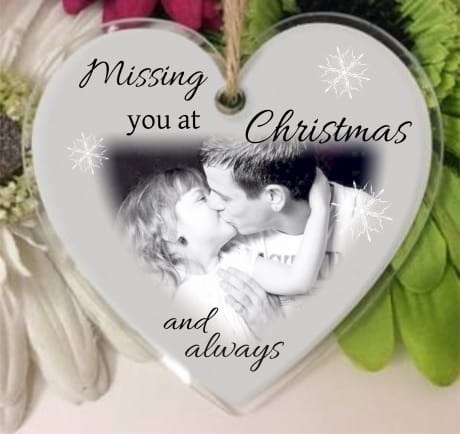 Heart C03 - Missing you at Christmas