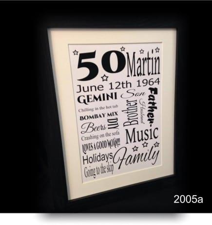 Birthday: 2005a -Age 50
