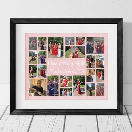 22 Photo Prom Night Collage