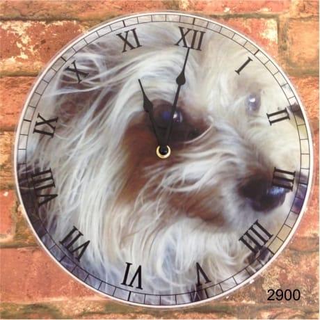 Clock: 2900