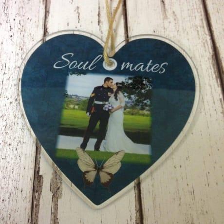 Heart: 2231- Soulmates Heart