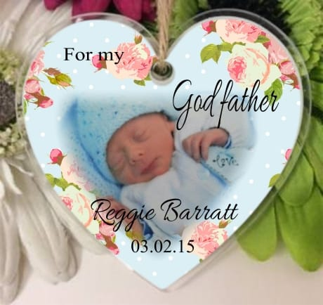 Heart :1707 Godparents