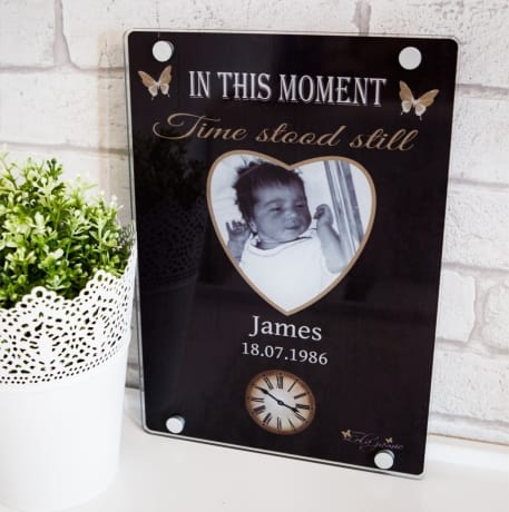 1017b- Moments in time Acrylic plaque