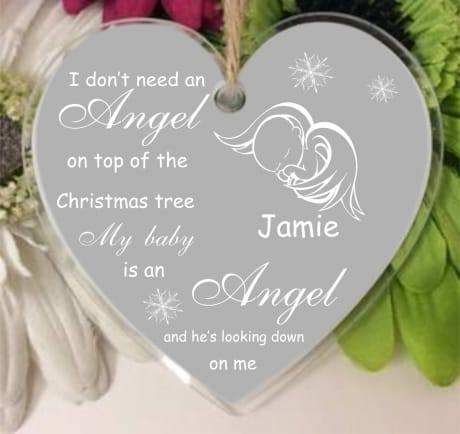 Heart C02a : I don't need an Angel