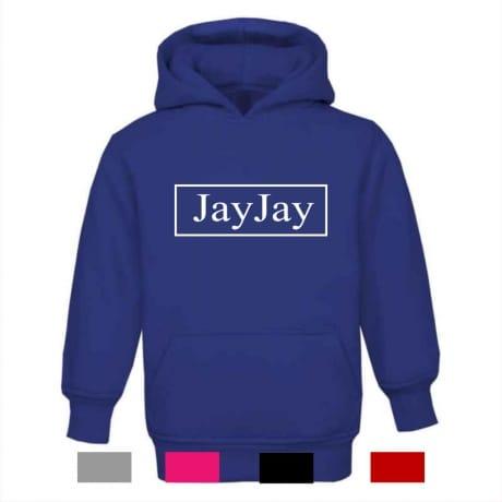 Personalised name hoodie