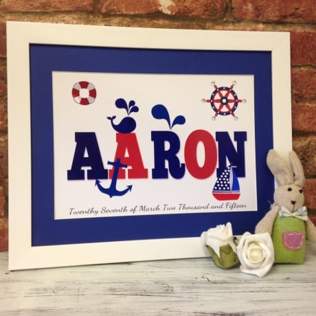 Children's Personalised Name  0039