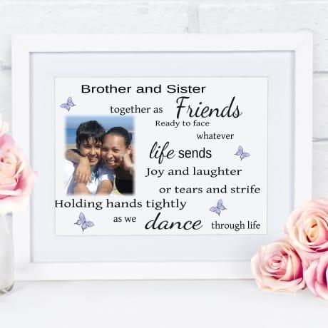 Keepsake 31 - Brother and Sister