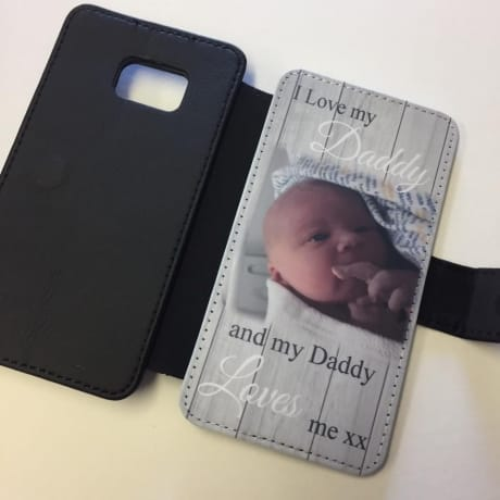 Phone case : We love our Daddy