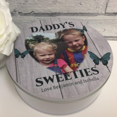 Personalised Tin - Sweeties