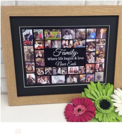 35 photo collage