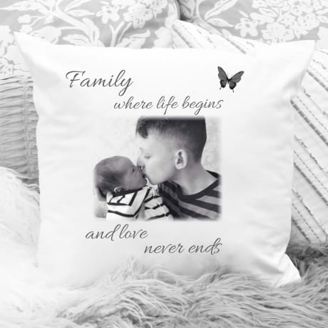 Cushion 14 : Family