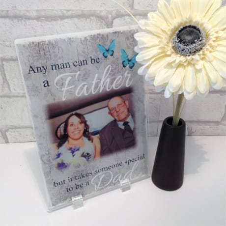 2209- Dad-acrylic plaque