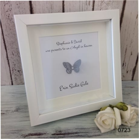Personalised before you were born memory products
