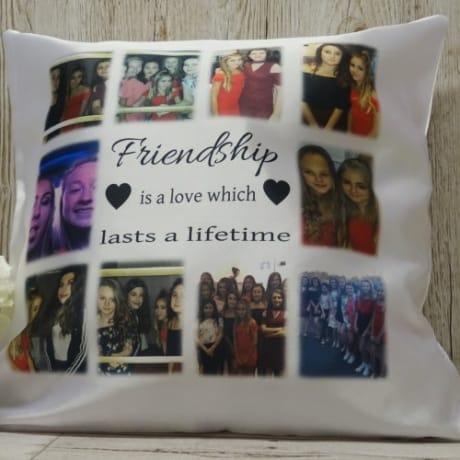 Cushion 19 : Lasts a lifetime
