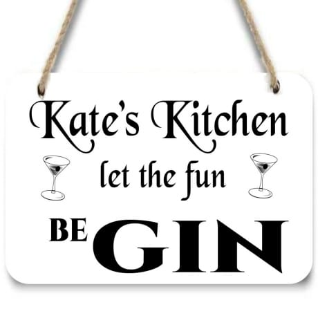 Be Gin sign