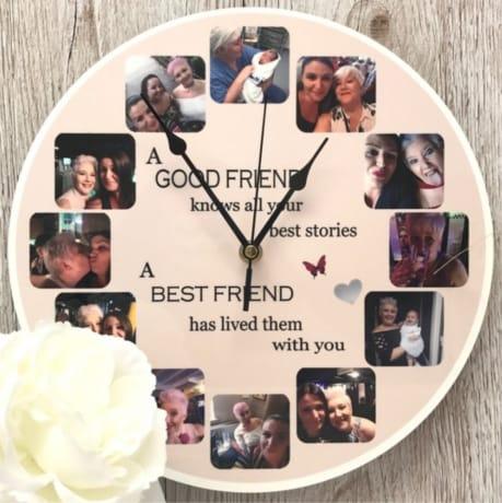 Clock 18  : Friend