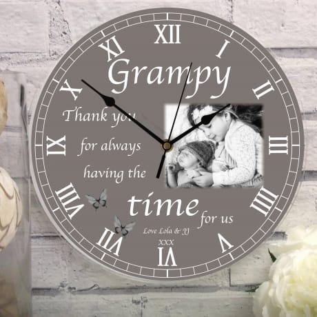Clock : 0008 Thank you for always ...