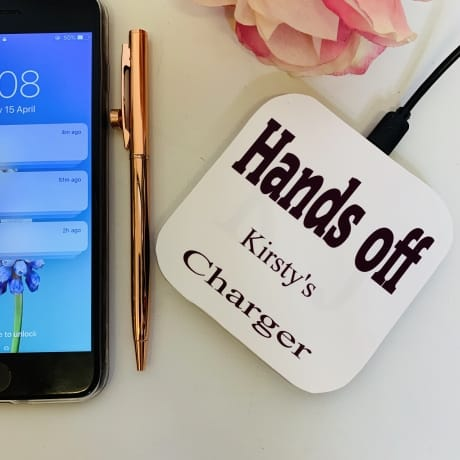 Hands Off - Charging Pad