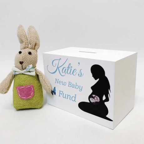 New Baby Money Box
