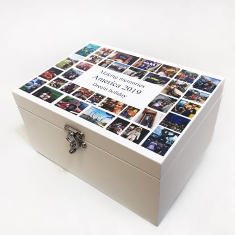 Making Memories Keepsake Box