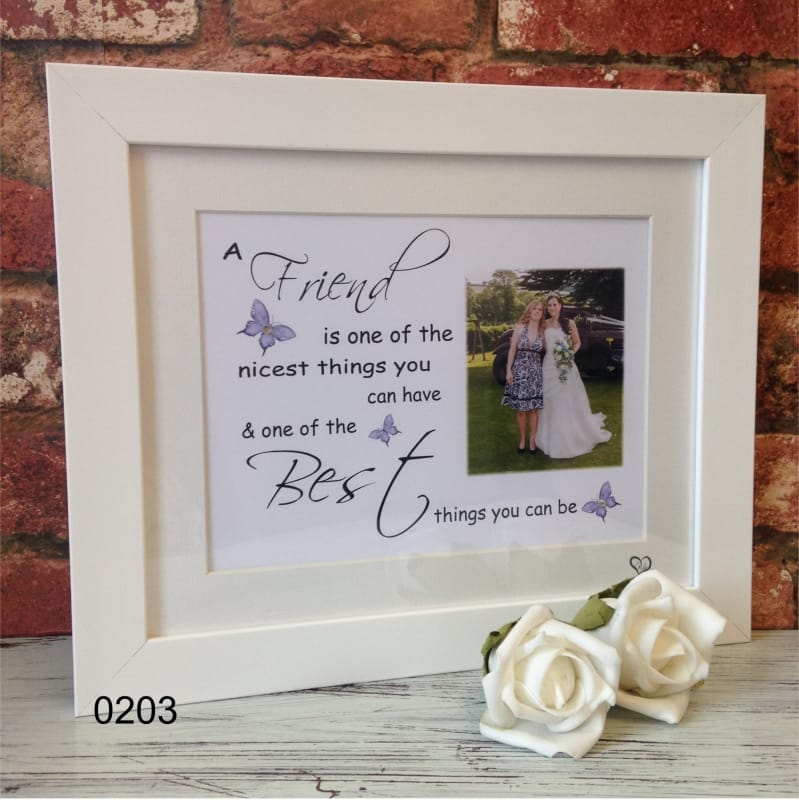 Keepsake 40- A friend is