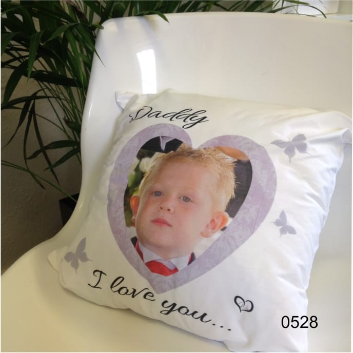 Cushion 6 : I love you