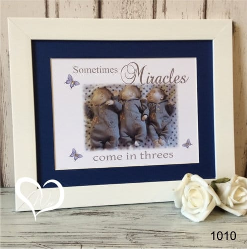 Children's Keepsake: 1010 - triplets