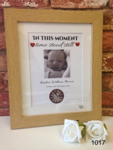 Moments in time 1 photo: Block, Plaque or Frame
