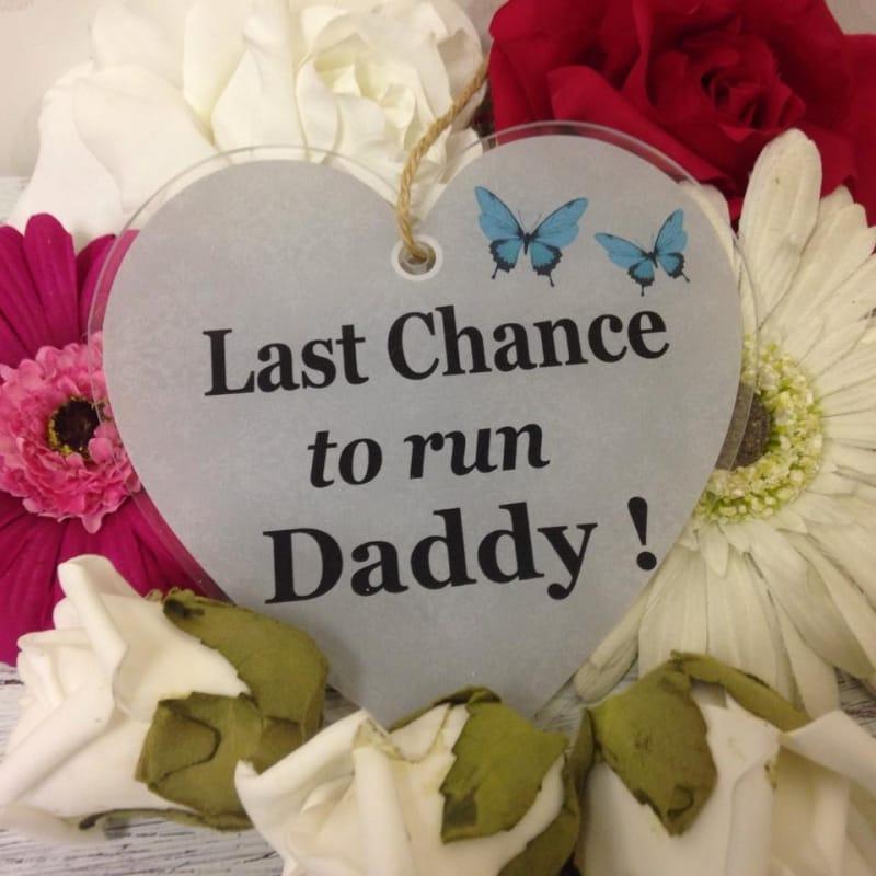 Heart: Run Daddy