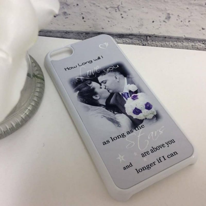 Phone case : 0021- How long