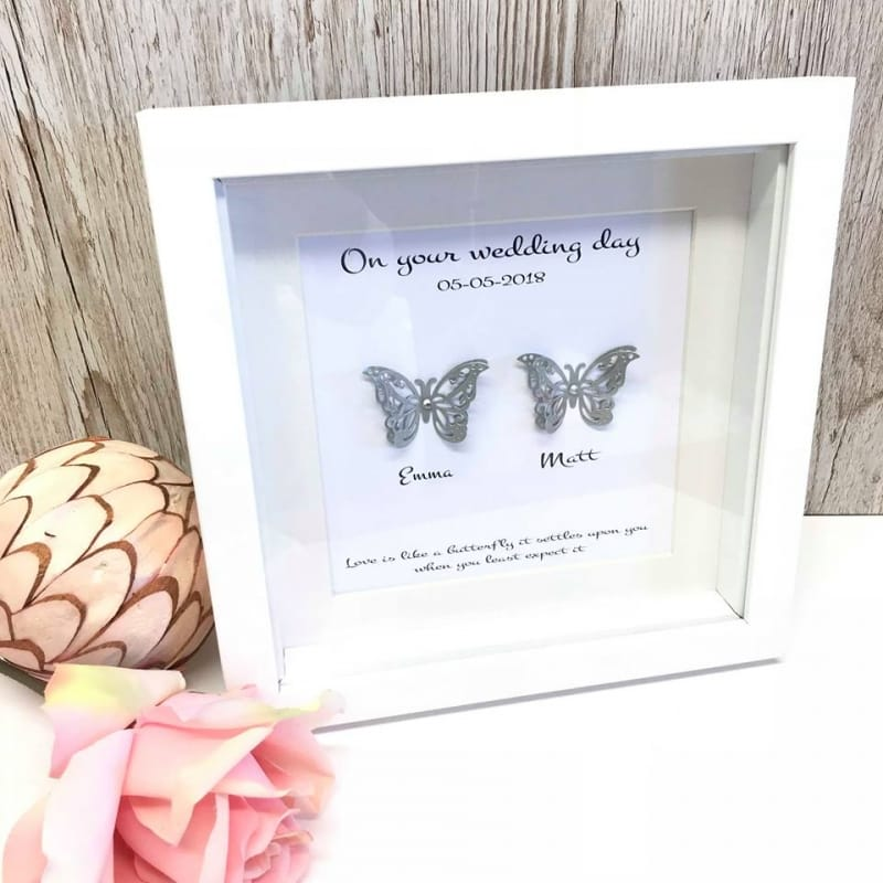 Handcrafted - Butterfly WEDDING