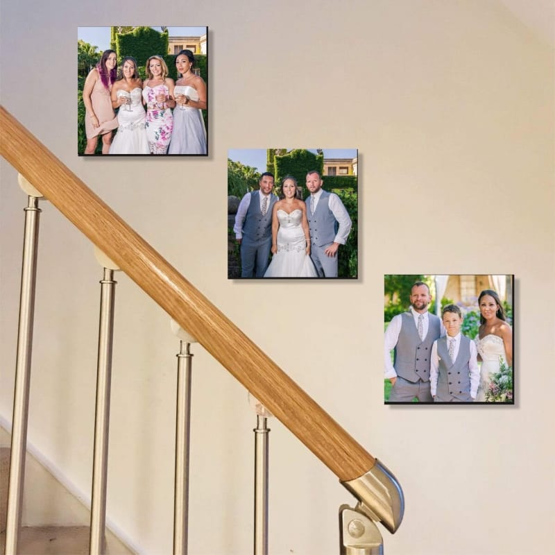Luxury one photo wall panel