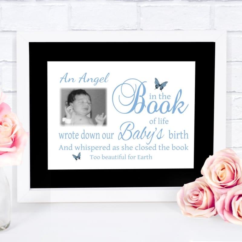 Book of life : Frame, Plaque, Block