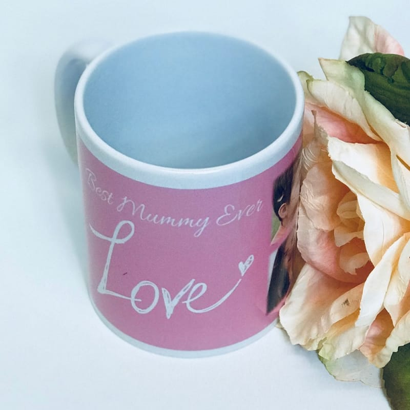 """Any text"" Love mug"