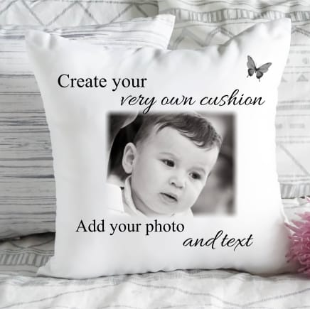 Create your own cushion