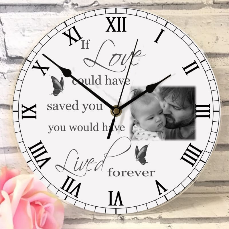 If love could have saved you 1 photo: Clock